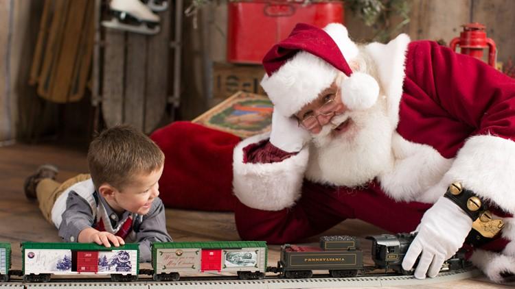 Jack Owens Santa