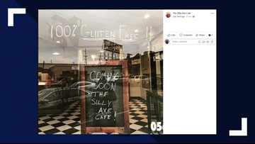 Louisville's first gluten-free restaurant expected to open in April