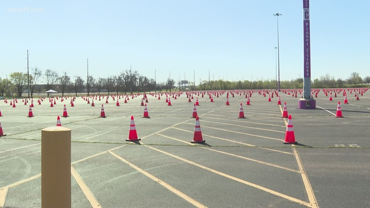 COVID-19 vaccine site opens at Cardinal Stadium Monday, here's what you need to know