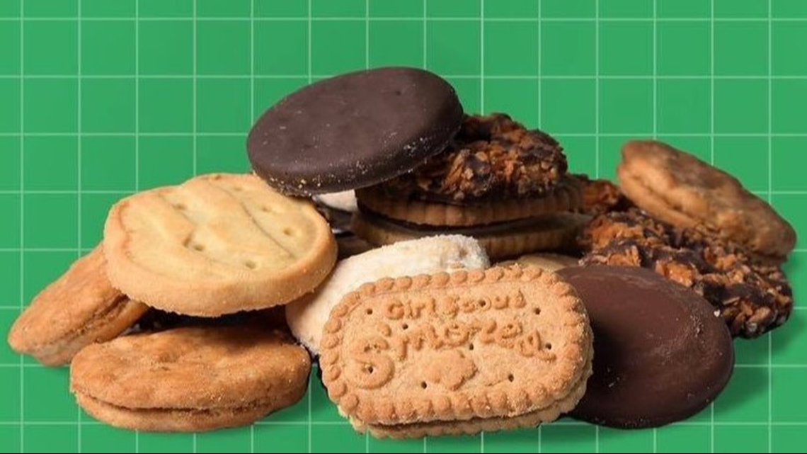 Ravenna police cautions about 'highly addictive substance': Girl Scout cookies