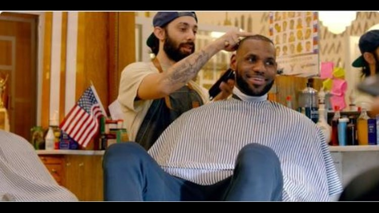 LeBron James discusses return to Cleveland Cavaliers in Uninterrupted's 'The Shop'