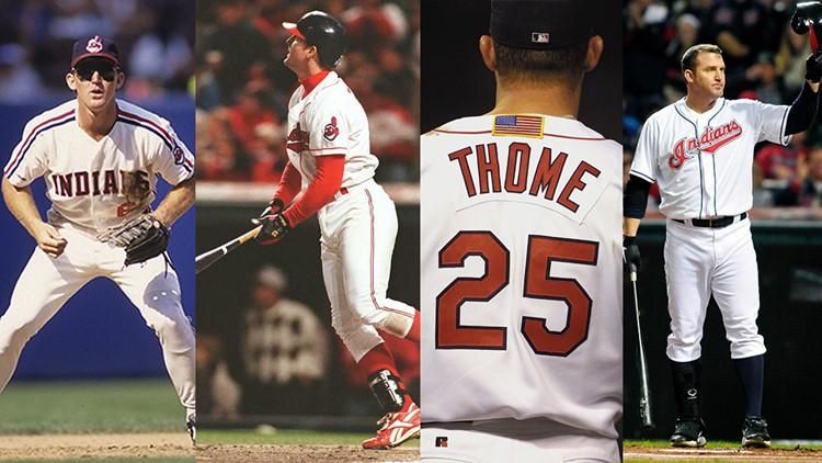 TIMELINE | Cleveland Indians legend Jim Thome's Hall of Fame career