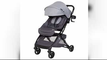 'Baby Trend' strollers sold at Target, Amazon recalled due to falling hazard