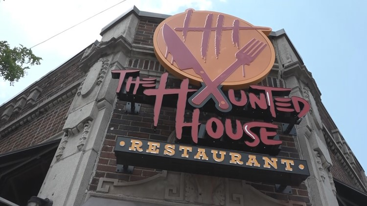 It's alive! Haunted House restaurant in Ohio sets opening date