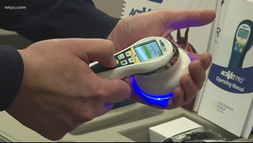 Solon company's laser technology helping to treat animal burn wounds from Australia bushfires