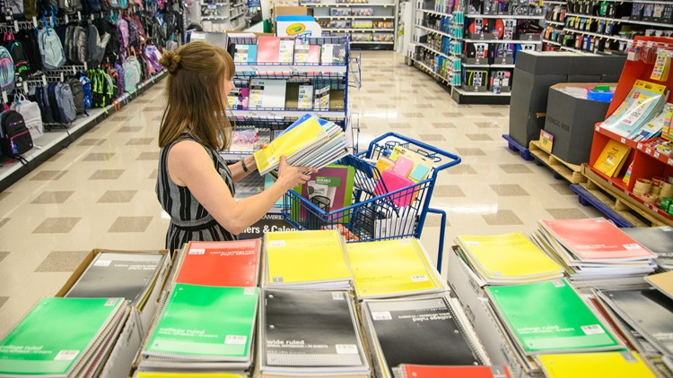 Meijer offering discount to teachers on back-to-school supplies, other items