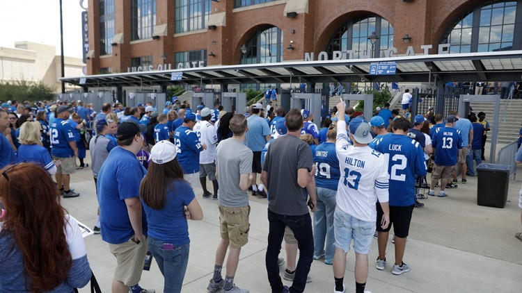 Colts returning to full capacity for 2021 season