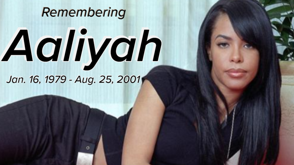 Remembering Aaliyah | R&B singer, actress died 18 years ago Sunday