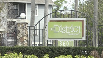 Woman owed nearly $2,500 to Florida apartment complex where she's never lived