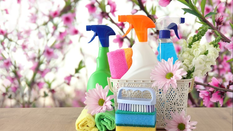 Home care expert breaks down tips to spring clean without breaking the bank