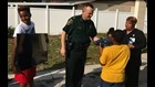 Deputies pool money, replace items stolen from kids