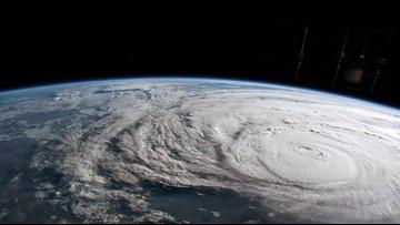 Hurricane Harvey formed in the Atlantic Ocean one year ago