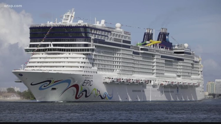Norwegian Cruise Line warns it might pull ships out of Florida over ban on proof of vaccination