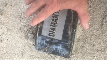 Police: 26 kilos of cocaine wash up on Florida beach during Hurricane Dorian