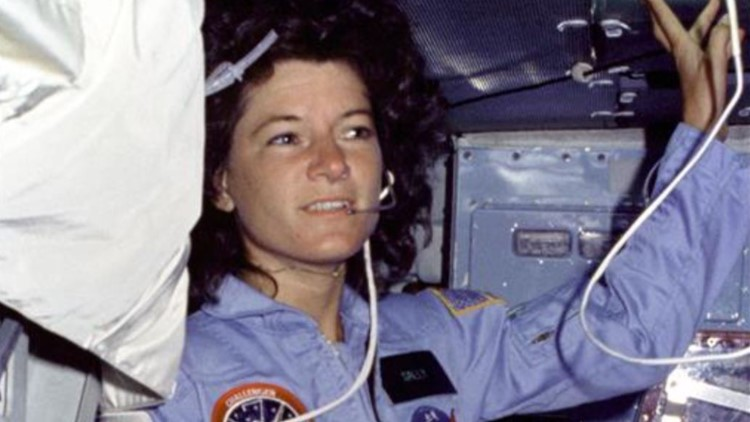 It's been 38 years since the first American woman went to space