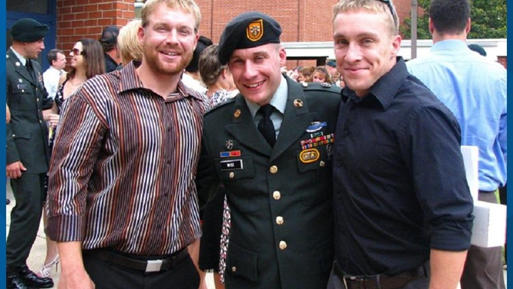 3 brothers served our country, only 1 came home. How the surviving brother wants them to be remembered