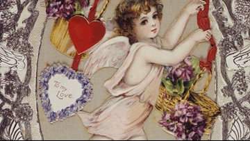 Why is February 14 the holiday of romance?