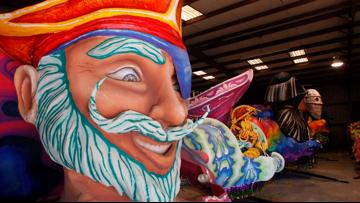 Did you know the first Mardi Gras was in Alabama?