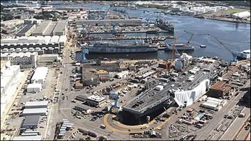 Active shooter report at Norfolk Naval Shipyard was false alarm, lockdown lifted