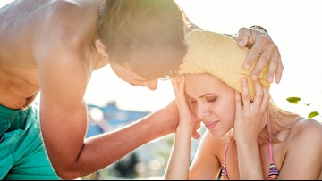 Heat-related illnesses: What to look for, what to do