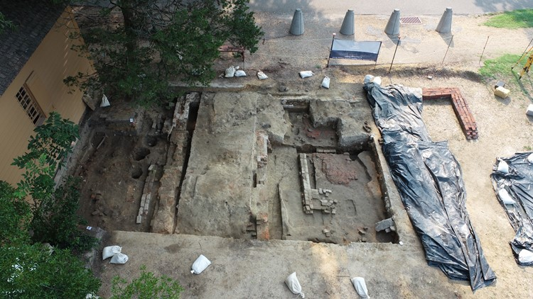 Historic Discovery: Scientists uncover remains of one of US oldest Black churches in Williamsburg