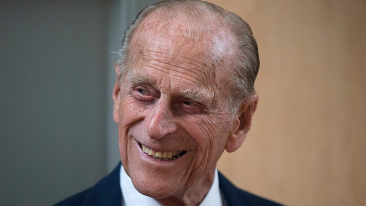 WATCH LIVE: Prince Philip funeral