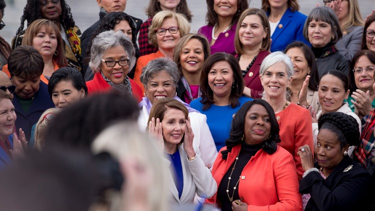 Why women are running for Congress in record numbers