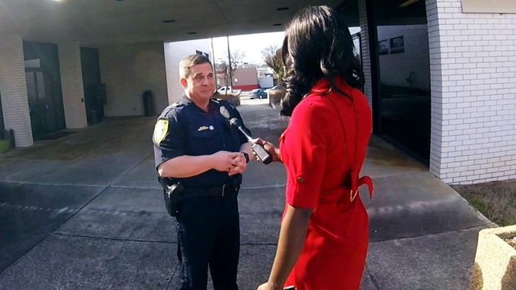 Cedartown Police Chief Newsome - Duty to Report