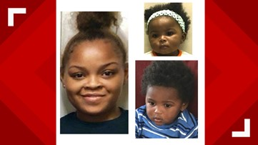 Mom, 2 children reported missing in Georgia since December