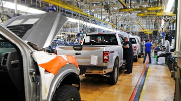 Detroit's 3 automakers agree to partial factory shutdowns amid coronavirus concerns