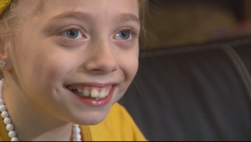 Michigan girl with disability triggers invention that's sweeping the globe