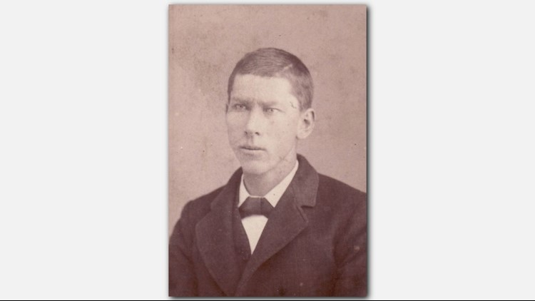 Charles Kehl was among four sailors who died aboard the Kimball.